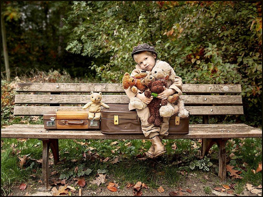 Meine Teddybären